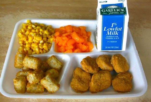Let's Slow Down School Lunch