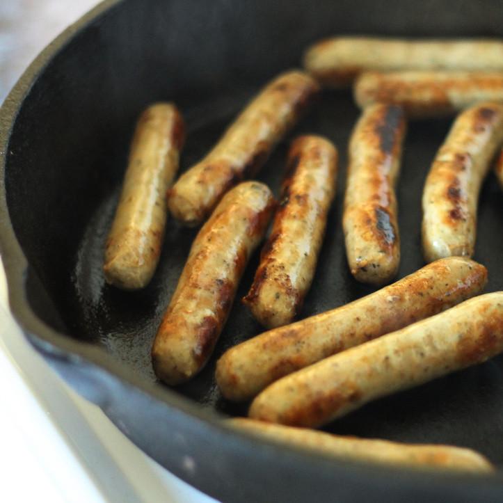 Breakfast Sausage Links, Beef
