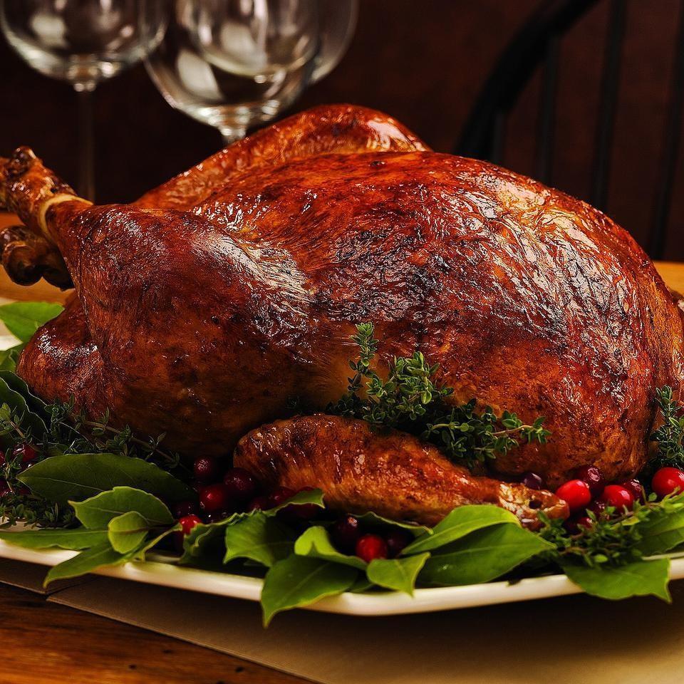 Whole Fresh Soy-free Pastured Turkey, 11-13 lb