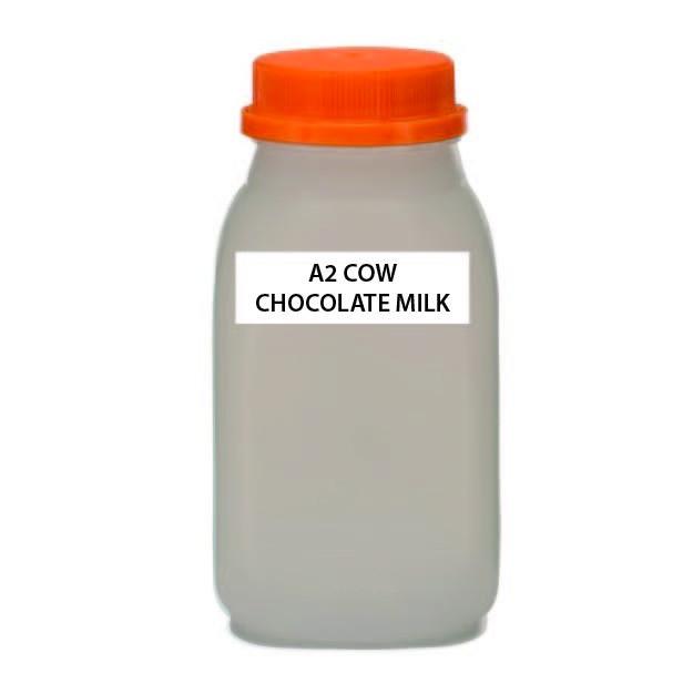 A2 COW Chocolate Milk, Raw (Plastic)