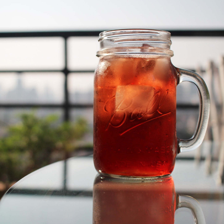 Kombucha Tea, Blueberry Chai
