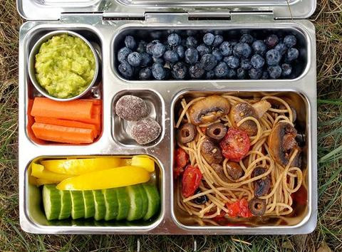 Inspiration for packing yummy and healthy lunches