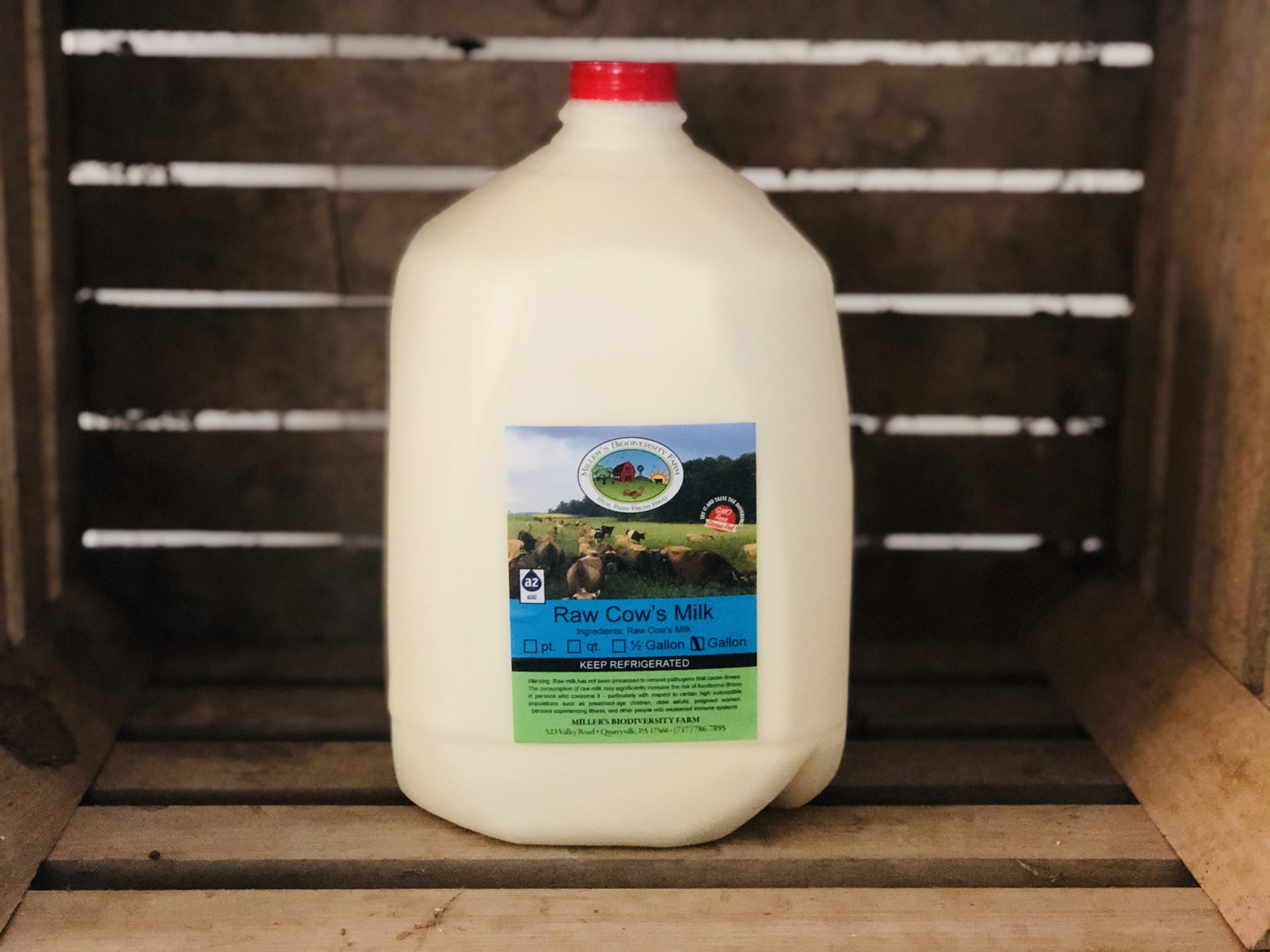 A2 Milk, 1 gallon