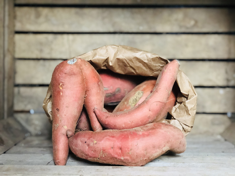 Misfit Sweet Potatoes