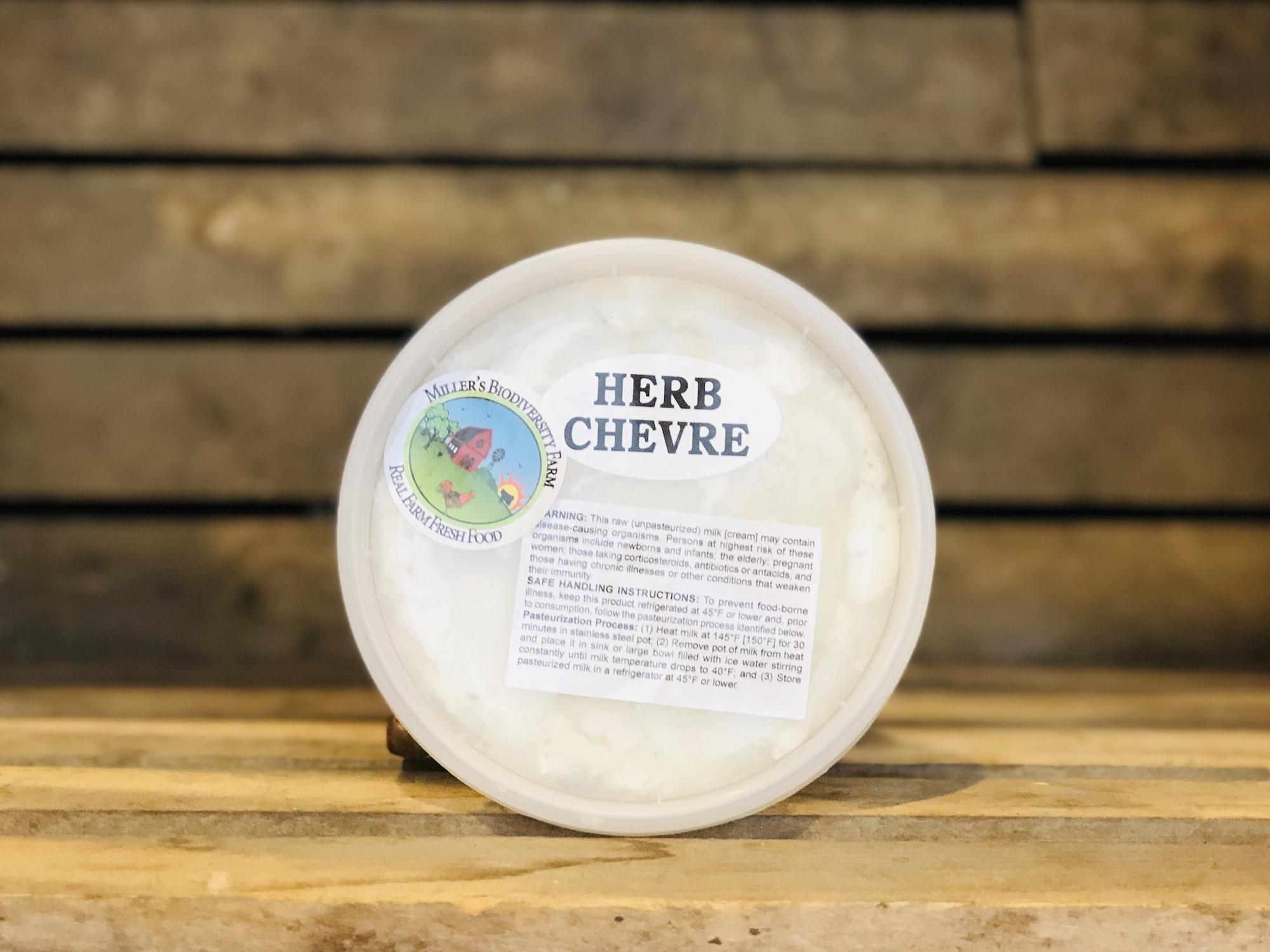 Herb Goat Chevre, 8oz