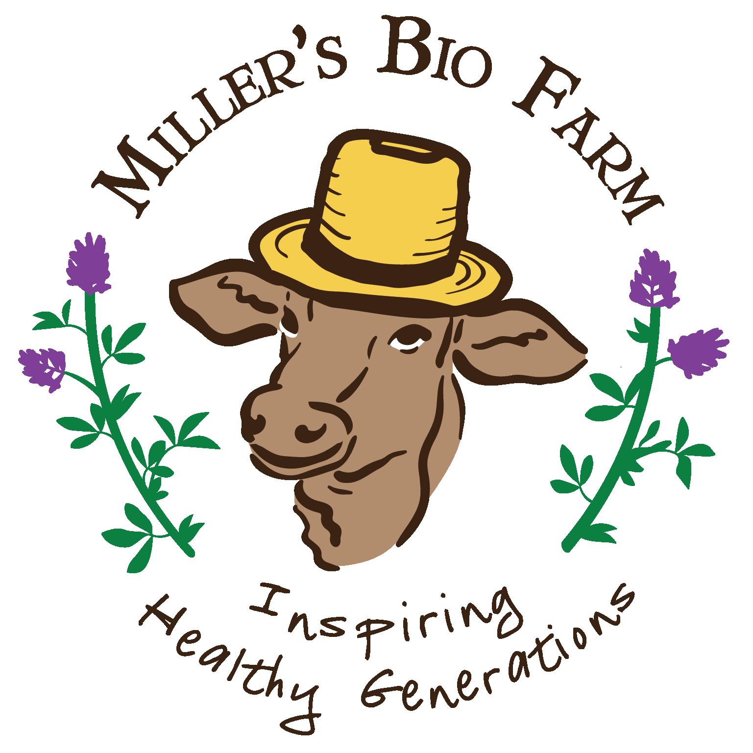 Miller's Bio Farm Logo