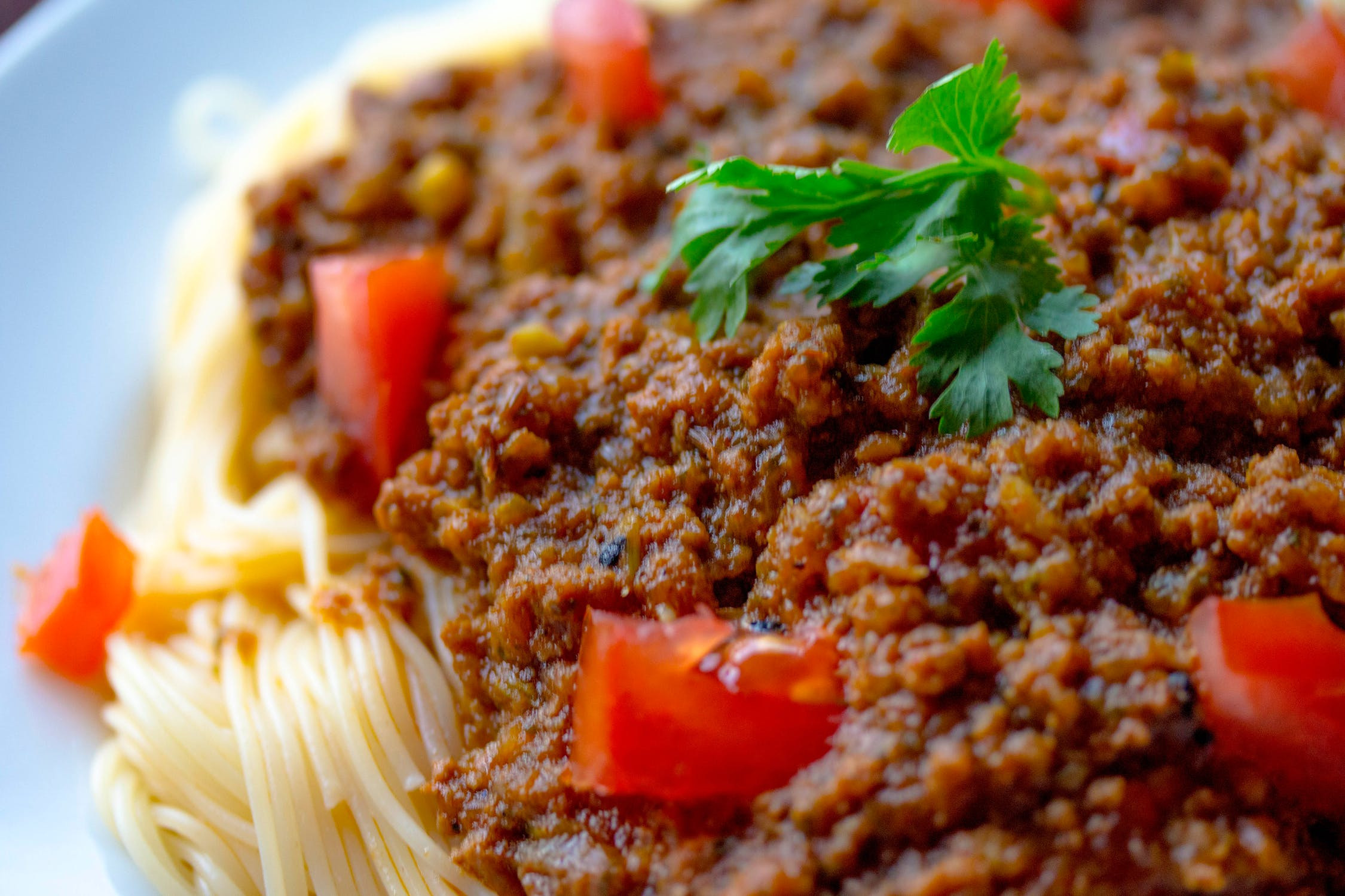 Hearty Meat Sauce