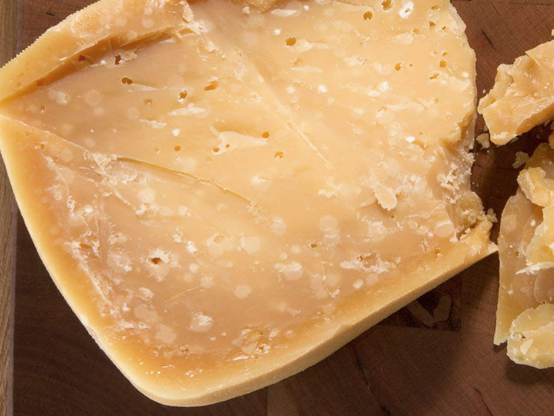 What are cheese crystals and why would you want them in your cheese?