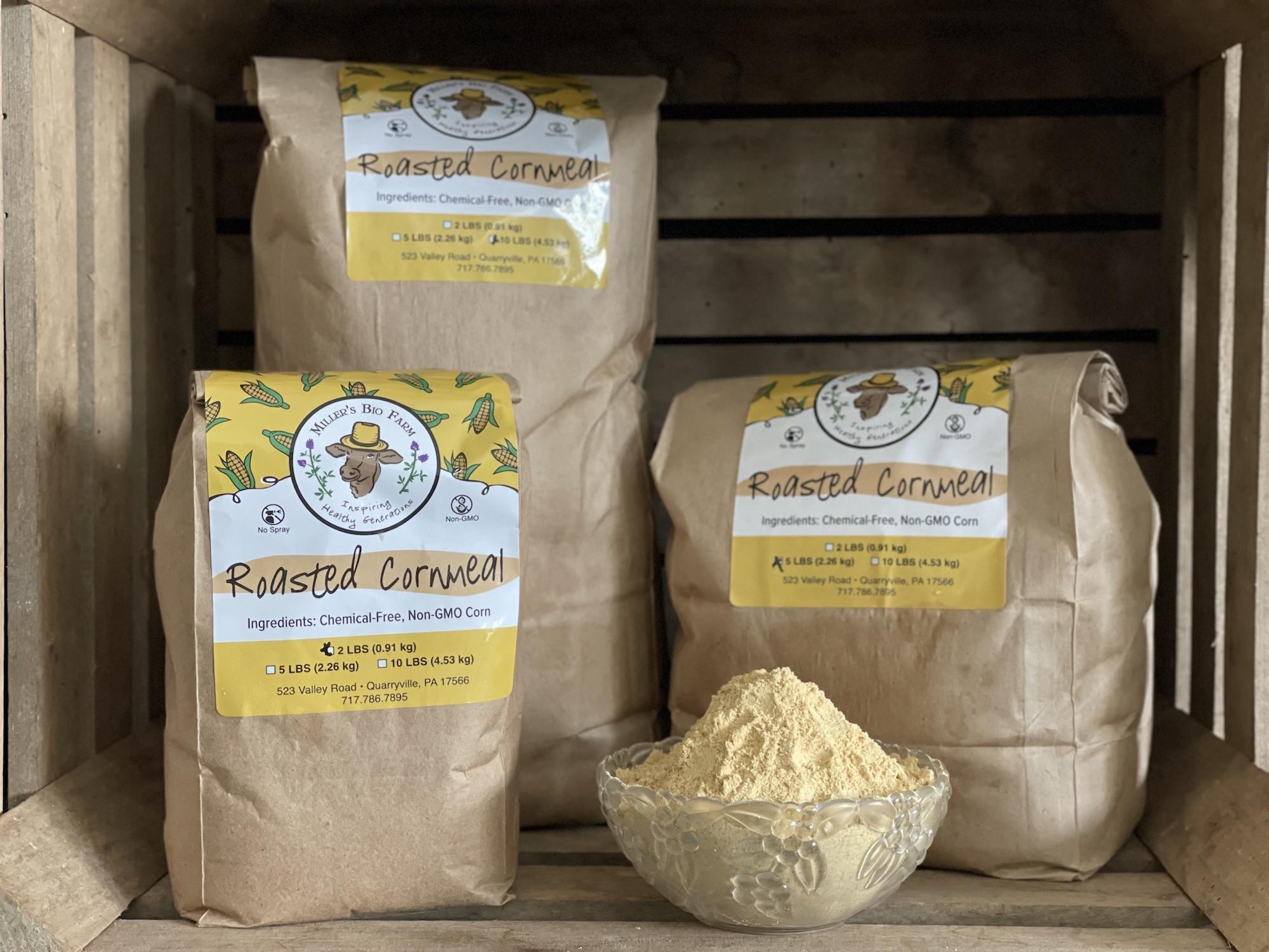 2lb - Roasted Cornmeal