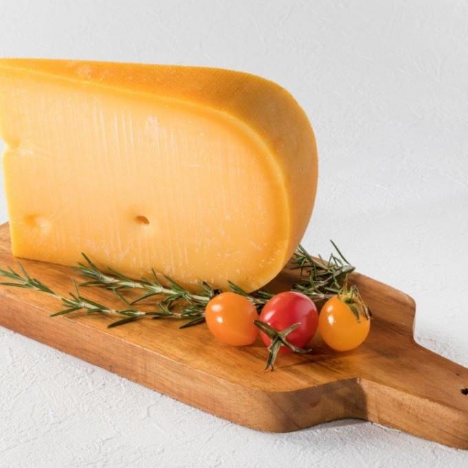A2 COW Fresh Gouda Cheese, Raw
