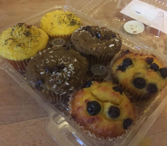 Gluten-Free Muffins, Assorted