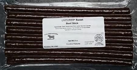 Beef Stix, Sweet
