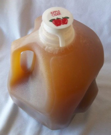 Apple Cider (Plastic, Frozen)