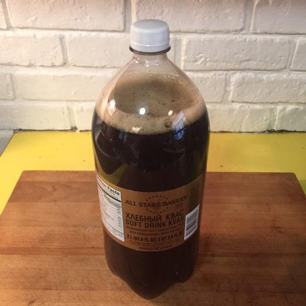 Kvass Sourdough Fermented (Plastic)