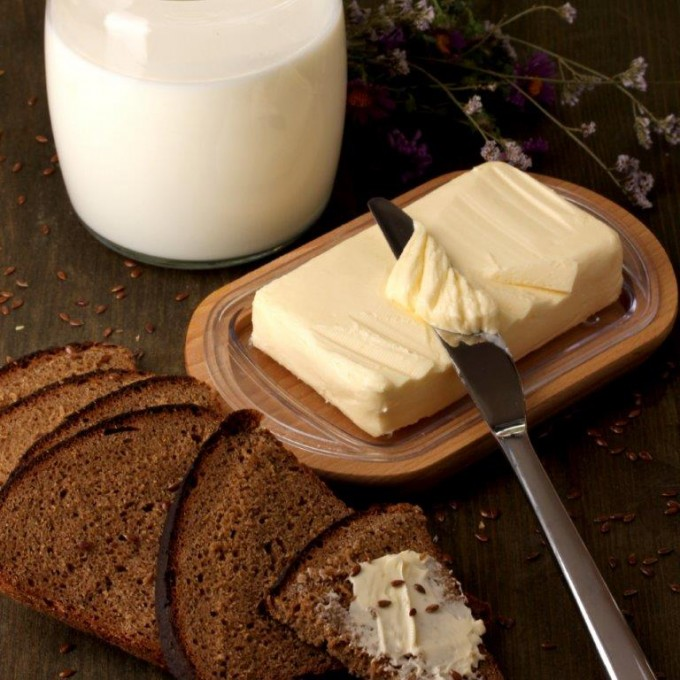 A2 COW Butter Bundle, Raw, Salted (Frozen, Plastic)