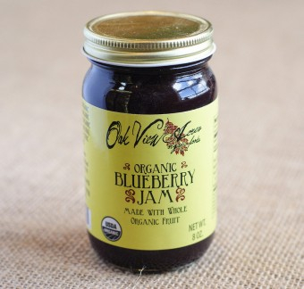 Jam, Blueberry