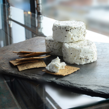 GOAT Chevre, Raw, Herb, Salted (Plastic)