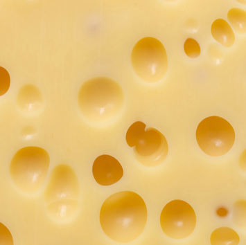 A2 COW Swiss Cheese, Raw