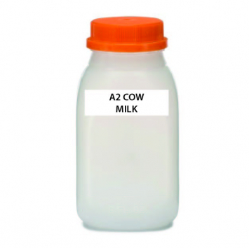 A2 COW Milk, Raw (Plastic)