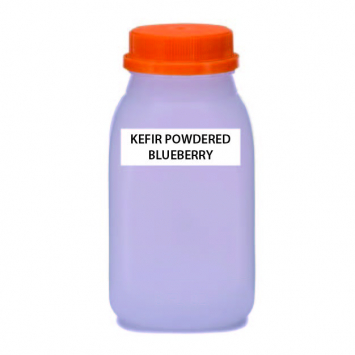 A2 COW Kefir, Powder Culture, Blueberry, Raw (Plastic)