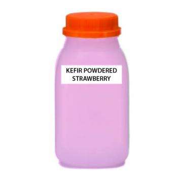 A2 COW Kefir, Powder Culture, Strawberry, Raw (Plastic)