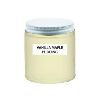 Vanilla Maple Pudding (Glass)