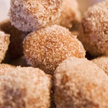 Gluten-Free Donut Holes