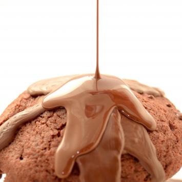 Chocolate Syrup (Glass)