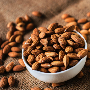 Almonds (Organic, Pre-soaked)