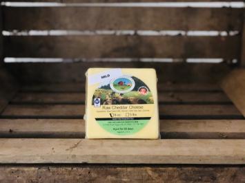 Mild A2 Cheddar Cheese, 8oz