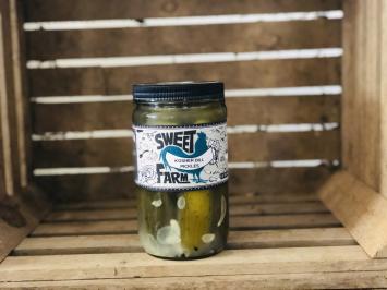 Kosher Dill Pickles, 1 quart