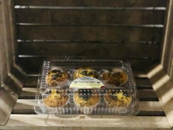 Lemon Poppy Gluten-Free Muffins, 6-pack