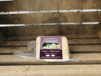 8oz Raw Luscious Sheep Rind-Ripened Cheese