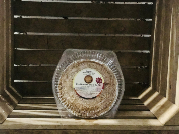 Shoo-Fly Pie, 6-inch