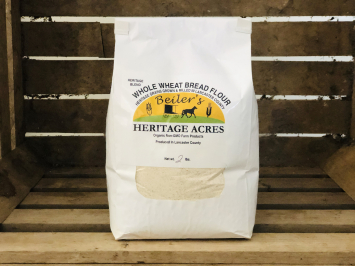 Whole Wheat Flour, 2lb