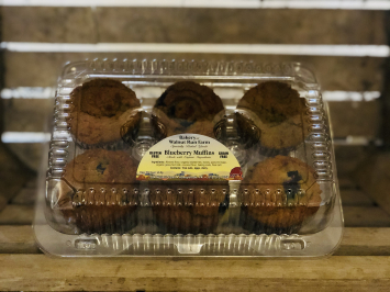 Blueberry Gluten-Free Muffins, 6-pack