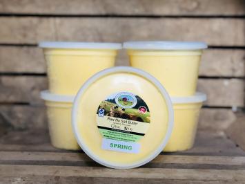 100% Spring Grass Unsalted A2 Butter, 5lb