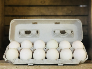 Duck Eggs, 1 dozen