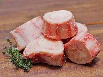 Sliced Beef Marrow Bones