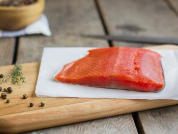 10 pack - Alaska Wild Salmon Portions