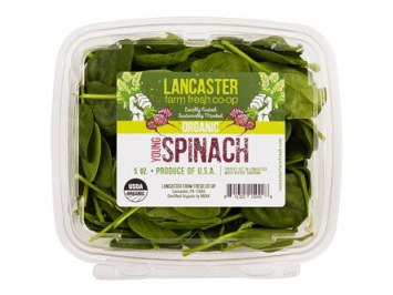Young Spinach, 5oz