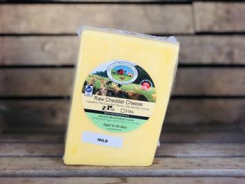 Mild A2 Cheddar Cheese, 20oz