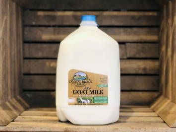 Goat Milk, 1 gallon