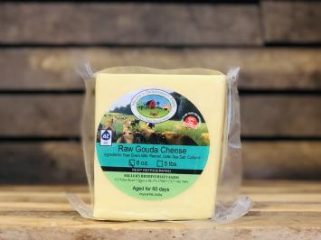 A2 Fresh Gouda Cheese, 8oz