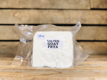 Goat Feta Cheese, 4oz