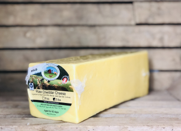 Big A2 Mild Cheddar Cheese Block