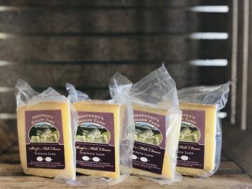 3 pack - 8oz Raw Luscious Sheep Rind-Ripened Cheese