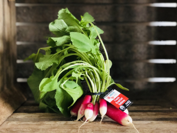 French Breakfast Radishes, 1 bunch