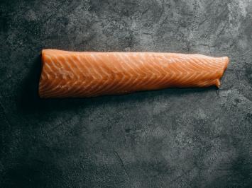 Alaska Wild Salmon Filets