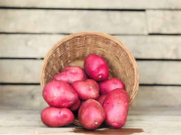Red Fingerling Potatoes, 1lb